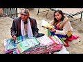 हमारे गाँव Me Saree Shopping First Time Aise Ki - Village Vlog #IndianMomOnDuty