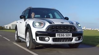 2017 Mini Countryman - First Look