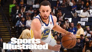 Steph Curry Injures Ankle Again: Should Warriors Be Concerned? | SI NOW | Sports Illustrated