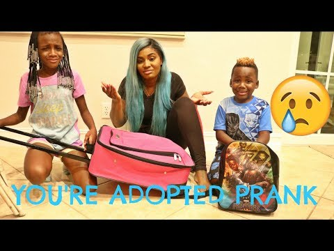 Xxx Mp4 YOU RE ADOPTED PRANK ON OUR KIDS YAYA AND DJ THEY CRIED 3gp Sex