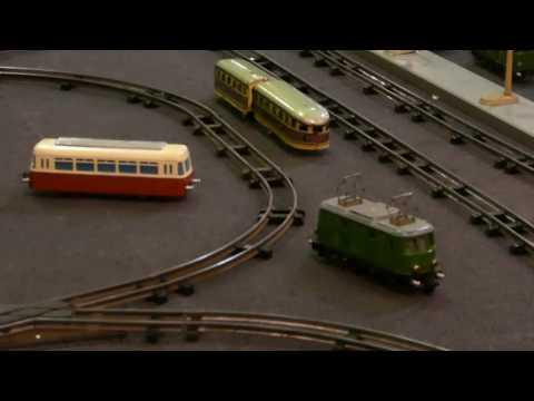 13.Erlebnis Modellbahn Dresden - Hagen von Ortloff stellt seine Spur S aus