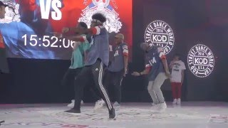 The FLooridians (USA) vs. X- Crew (CHINA) | KOD World Cup Finals
