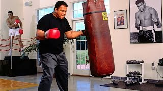 Legend of Boxing Muhammad Ali - The Best Training in One Video!!!