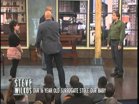 Xxx Mp4 16 Year Old Surrogate Stole Our Baby The Steve Wilkos Show 3gp Sex