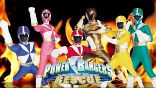 Power Rangers  A la Velocidad de la Luz Opening