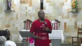 Grupo de Oração Nova Unção / Pregador Gil Motta - 14/10/2014
