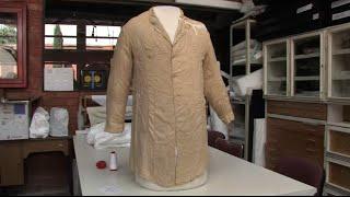 Preservan el saco que Pancho Villa portaba el día de su muerte