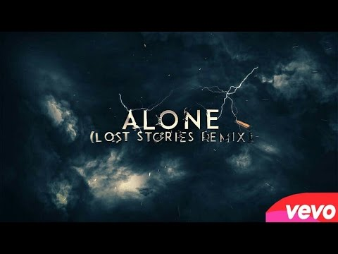 Alan Walker Alone Lost Stories Remix Official Music Video