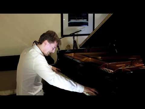 Michael Jackson - Bad (Piano Cover inspired by Bence Peter) - Dan Popek