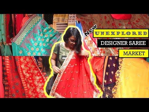 Xxx Mp4 Fancy Saree Cheapest Saree Market In Kolkata Street Shopping In Kolkata 3gp Sex
