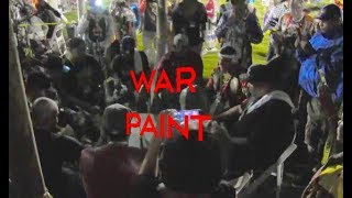 WAR PAINT Inter Drum View Pala 2017 Friday