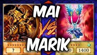 MARIK vs MAI - Who would win? (Yugioh Character Decks)