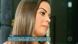 Conheça Victória Villarim, a dançarina que conquistou Eduardo Costa