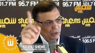 """بوعلي المباركي: """"لو لم يتدخل الإتحاد راهي تونس كيف ليبيا ولّا كي سوريا"""""""
