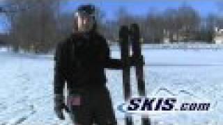 2010 Atomic Nomad Blackeye ski review from Skis.com