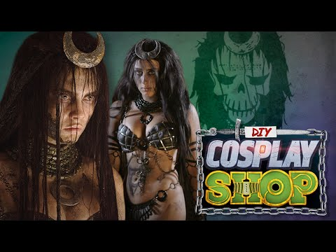 Enchantress From Suicide Squad - DIY