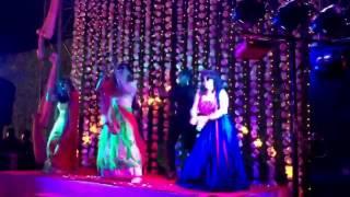 Sangeet Performance in Kolkata 2017 by Dance Embassy