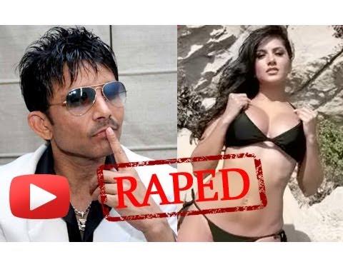 Sunny Leone Denies Rape Statement Against Kamaal Rashid Khan [HD]