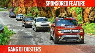 Gang Of Dusters | Sponsored Feature | Autocar India