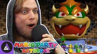 Mario Party: the Movie (Mario Party 4) | Mario Party Saturday
