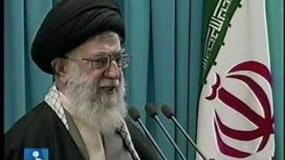 ایران: آیات الله خامنه ای - ۱۴ بهمن Iran: Supreme Leader Khamenei ۱۳۹۰