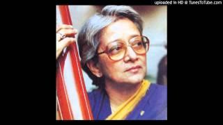 Ghate bose achhi anmona(ঘাটে বসে আছি আনমনা ) -Suchitra Mitra