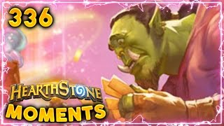 Supa Hot Fail..! | Hearthstone Gadgetzan Daily Moments Ep. 336  (Funny and Lucky Moments)