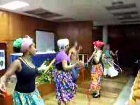 Calypso Venezolano. Danzas Collage IPC