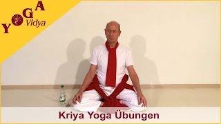 Kriya Yoga Übungen - Für Fortgeschrittene Praktizierende