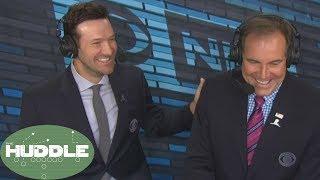 Tony Romo Planning a Comeback!? -The Huddle
