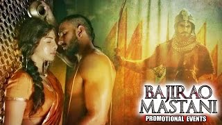 Bajirao Mastani Full Movie (2015) Promotional Events | Ranveer Singh, Deepika Padukone, Priyanka