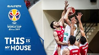 Iraq v Iran - Full Game - FIBA Basketball World Cup 2019 - Asian Qualifiers