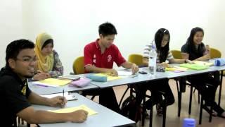 PBL tutorial at Universiti Sains Malaysia