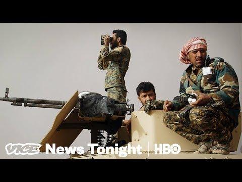 Dislodging ISIS In Syria & Oklahoma Teacher Exodus   VICE News Tonight Full Episode (HBO)