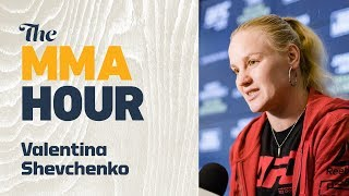 Valentina Shevchenko Explains Beef with Paige VanZant, Flyweight Plans