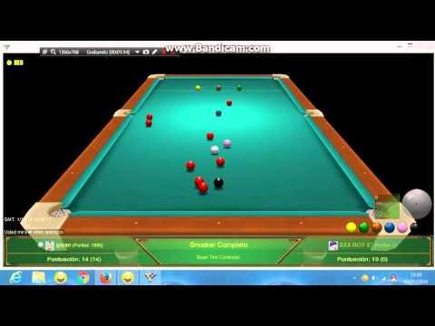 XXX BOY XXX quit game vs goran tm snooker full 19/01/2016