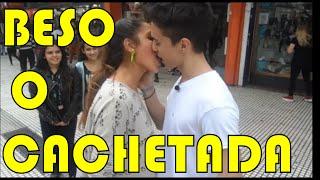 CHAPE (beso) O CACHETADA / GONZALO GOETTE
