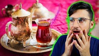 Making PERSIAN Tea!!