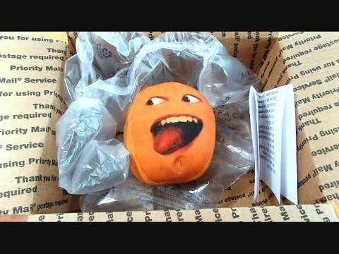 The Stupid Orange In Lost And Found