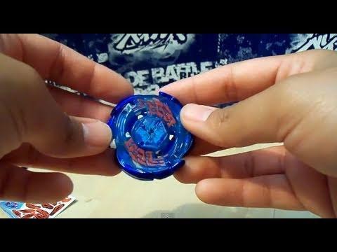 Beyblade Metal Masters Galaxy Pegasus W105R2F unboxing