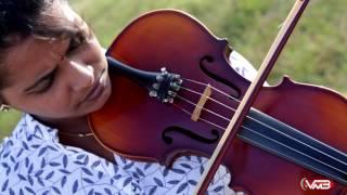 Theri - En Jeevan - Violin Cover - Vaanavil Music Band Jaffna