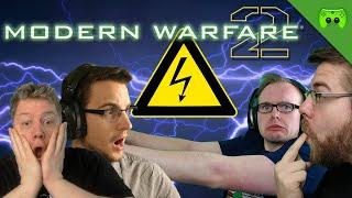 Hochspannung 🎮 Modern Warfare 2 VS 2 #1