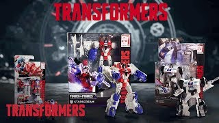 Transformers - 'Power of the Primes' Official Commercial