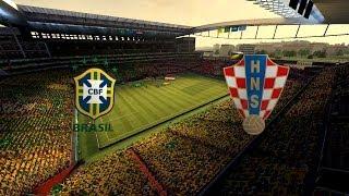 Watch the Digital World Cup: Day 1 - Brazil v Croatia