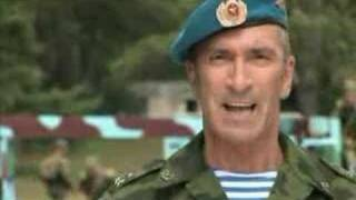 Russian Airborne Troops (VDV)  Music Video