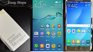 Samsung Galaxy S6 edge+ | How to fix No 4G LTE data | No Service | metroPCS APN settings