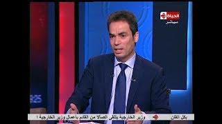 حوار خاص لـ الحياة اليوم مع الكاتب الصحفي / احمد المسلماني  مع الإعلامي تامر أمين