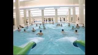Плавательный бассейн Университета имени Ким Ир Сена