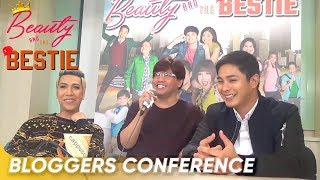 [FULL] 'Beauty And The Bestie' Bloggers Conference | Direk Wenn Deramas, Vice Ganda, Coco Martin