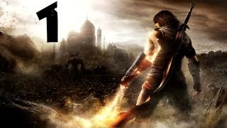 Prince of Persia: The Forgotten Sands - Walkthrough Part 1 - The Ramparts/The Fortress